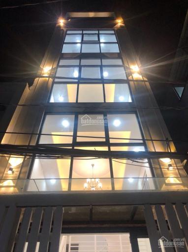 Bán CHDV 5 tầng STH, 6,5 tỷ Âu Dương Lân, phường 3, quận 8 ảnh 0