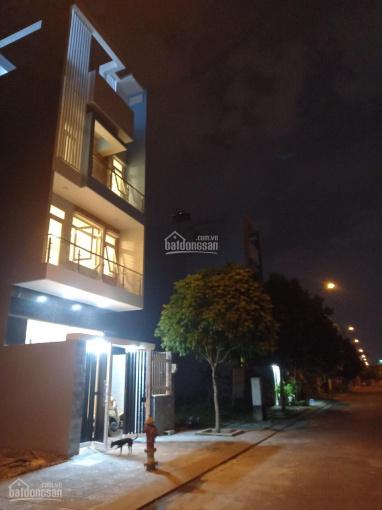 Cho thuê nhà phố mới chưa ở full nội thất KDC An Thiên Lý, Quận 9. DT 85m2, 19tr/tháng ảnh 0