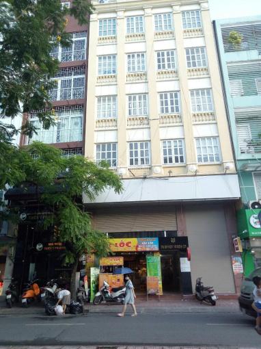 Mặt phố Nguyễn Công Hoan, Ba Đình với 2 mặt đường lớn trước sau 75m rộng 5.5m bán 26.6 tỷ ảnh 0