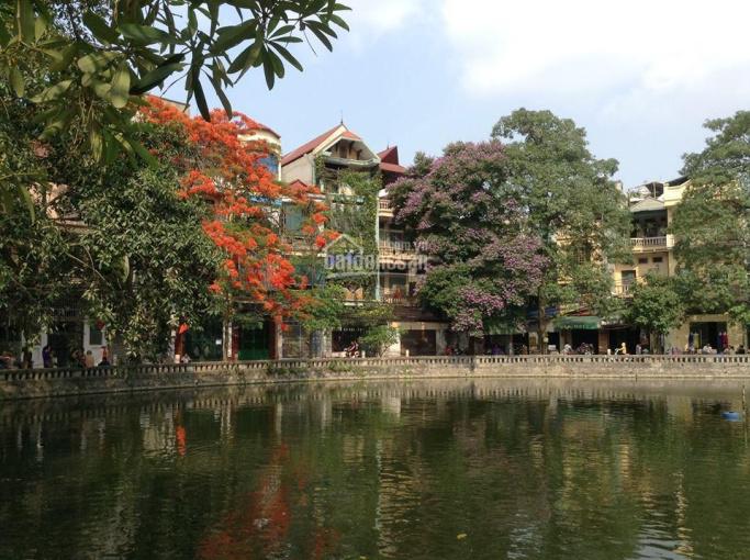 Bán gấp nhà mặt hồ Khương Thượng 74m2 đang kinh doanh tốt (doanh thu 3tr/ngày) ảnh 0