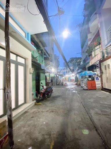 Bán nhà Q5, đường Võ Văn Kiệt, giáp Q1, có thể KD đa dạng, hẻm xe tải thông ảnh 0