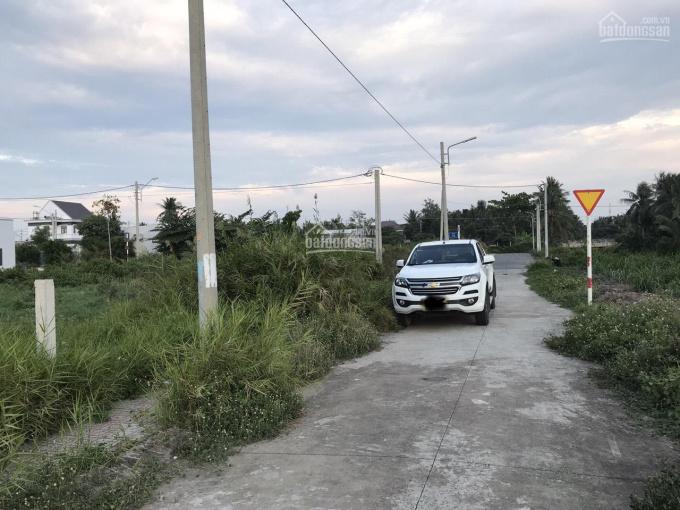 Chính chủ cần bán đất mặt tiền ở khóm 1 phường 1, TP Trà Vinh, tỉnh Trà Vinh ảnh 0