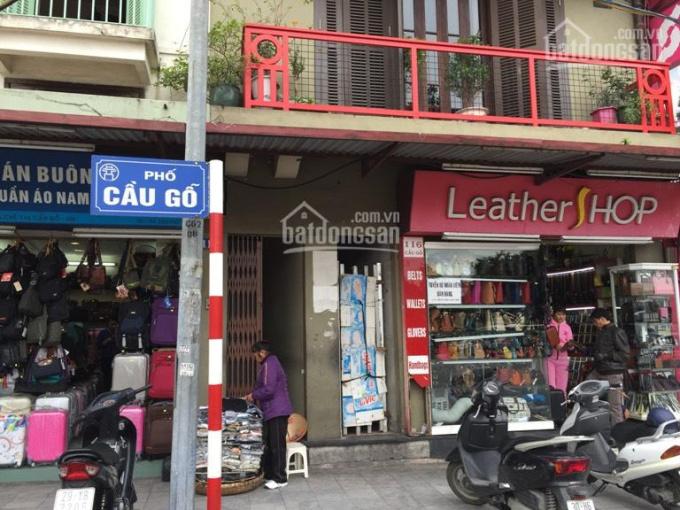 Chính chủ cần cho thuê nhà mặt phố Cầu Gỗ - Hoàn Kiếm - HN 30m2 tầng 1 giá thoả thuận LH 0855432222 ảnh 0