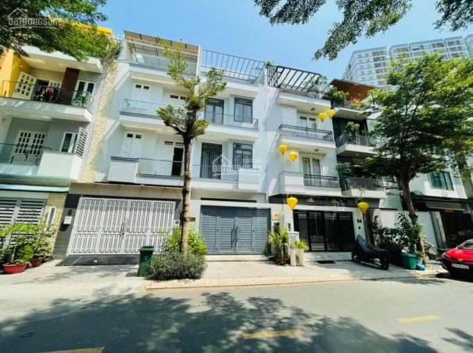 Chính chủ bán gấp nhà phố Jamona City 95m2 giá 12 tỷ full nội thất, nhà mới vào ở ngay ảnh 0