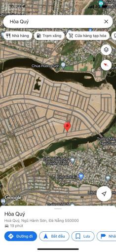 Bán lô góc khu đô thị ven sông Hòa Quý, DT 174.5m2. LH 0905044044 (Bình) ảnh 0