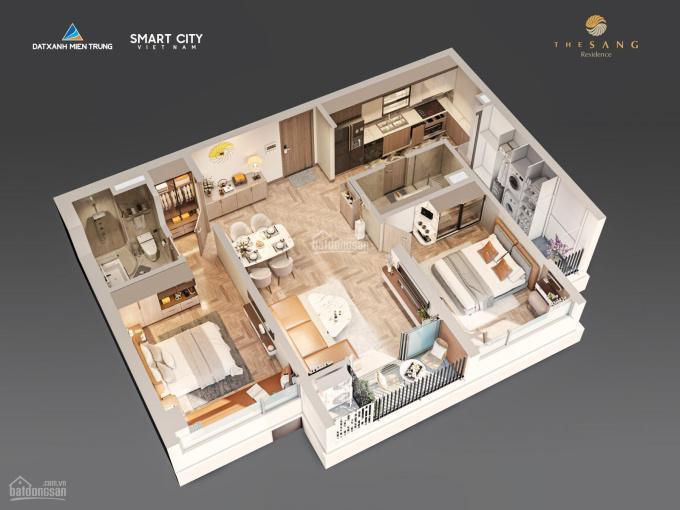 Tặng ngay voucher 1% chiết khấu cho khách hàng đặt chỗ dự án căn hộ The Sang Residence ảnh 0