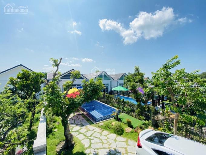 Cần bán gấp căn nhà vườn có hồ bơi riêng giá ngộp mùa covid ảnh 0