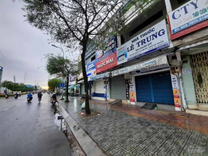 Hạ giá sốc! Nhà mặt tiền Hồng Bàng. DT: 4x20m vuông vức, MTKD lề rộng GPXD 6 tấm ảnh 0