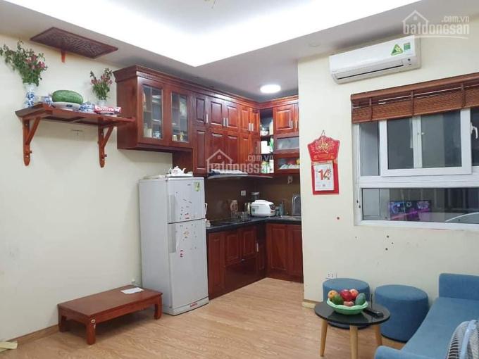 Cần bán căn 2 ngủ tòa CT12 Kim Văn Kim Lũ - căn hộ góc - 56m2, SĐCC, full nội thất ở luôn được ảnh 0