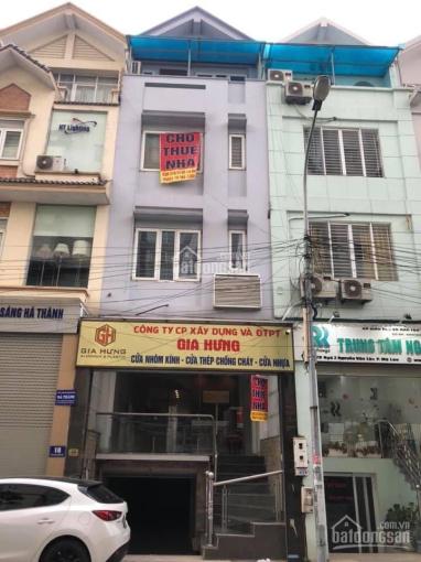 Nhà Nguyễn Văn Lộc - (Sau Coopmart Hà Đông), 90m2, 5 tầng + 1 hầm, giá 27tr/th ảnh 0