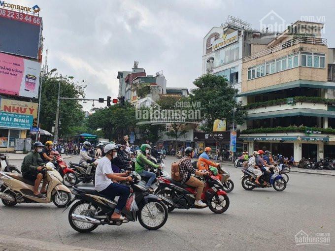 Cho thuê nhà MP Phạm Tuấn Tài DT 60m2 * 3T, MT 10m, giá 35tr/tháng ảnh 0