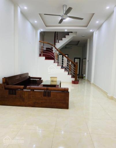 Cho thuê nhà mới xây ở Khương Đình 66m2, 4 tầng, 4PN, 12tr/th ảnh 0