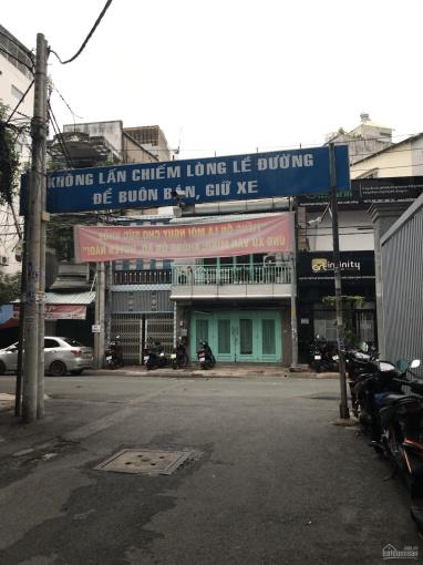 Siêu phẩm giá tốt! Hẻm xe hơi 8m Trần Khánh Dư, Tân Định, Q1. DT khủng 81m2 (6 tầng) ảnh 0