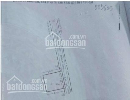 Bán nhà 2 tấm cách MT 100m Phạm Thế Hiển P6 Q8 19.6m2, KQH 1,85 tỷ ảnh 0