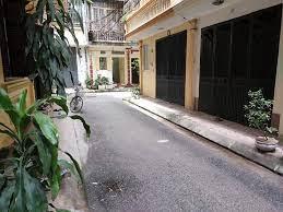 Bán nhà ngõ 5 phố Hoàng Quốc Việt, căn góc, thang máy ảnh 0