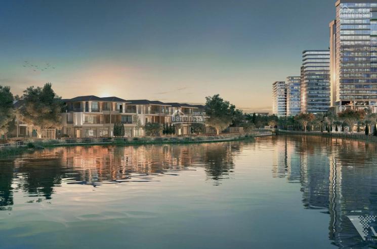 Biệt thự Song lập ven Sông ID Junction Long Thành, gần Sân bay & cao tốc, giá: 5.7 tỷ - 0908982299 ảnh 0