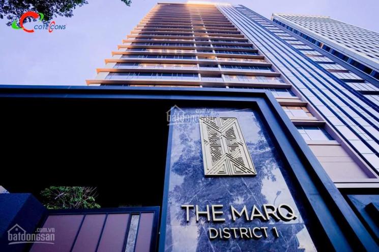 The Marq chiết khấu khủng từ 2,5-8%, căn hộ pháp lý chuẩn nhất Quận 1, chỉ 10% ký HDMB - 0911758511 ảnh 0