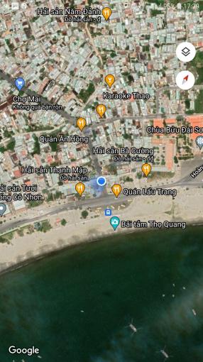 Tôi chính chủ cần tiền bán lỗ lô đất đường Nguyễn Phan Vinh sát biển giá sập hầm