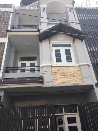 Chính chủ bán nhà đường 14, quận 2 - hẻm xe hơi - 1 trệt - 3 lầu - cách đường Nguyễn Duy Trinh 500m ảnh 0