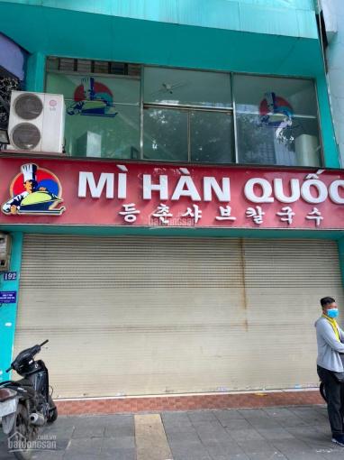 Hot! Cần cho thuê mặt bằng kinh doanh mặt phố Trần Duy Hưng 90m2 x 5 tầng, mặt tiền 7m - giá 55 tr ảnh 0