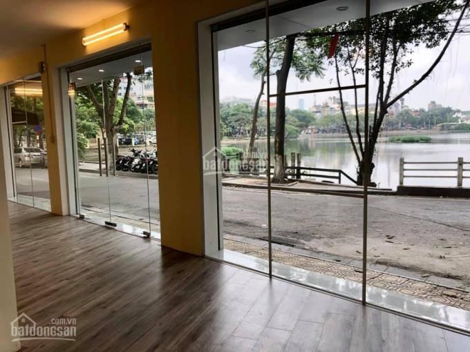 Siêu phẩm tòa nhà view Hồ Tây Trấn Vũ DT 67m2 mặt tiền 14m giá chỉ nhỉnh 26 tỷ Ba Đình ảnh 0
