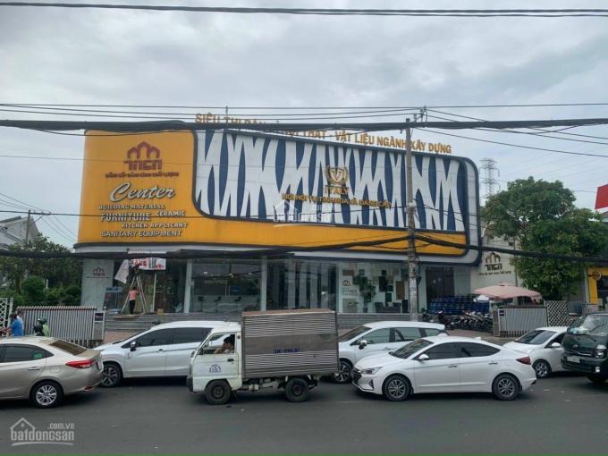 Cho thuê mặt bằng kinh doanh vị trí đẹp DT: 31x64m, 2 tầng Lê Văn Việt Q9 & Xa Lộ Hà Nội Q9 ảnh 0