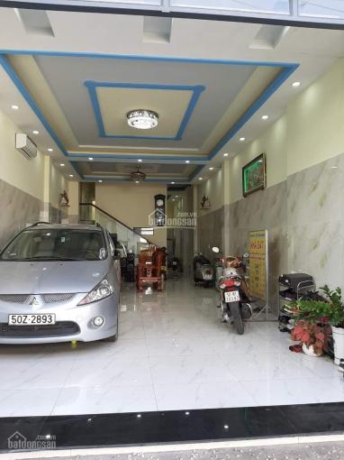 Nhà đẹp 5 tầng, 95 m2, 5 x 19m, có thang máy, xe hơi ngủ trong nhà, Tân Tạo, Bình Tân, TP.HCM ảnh 0