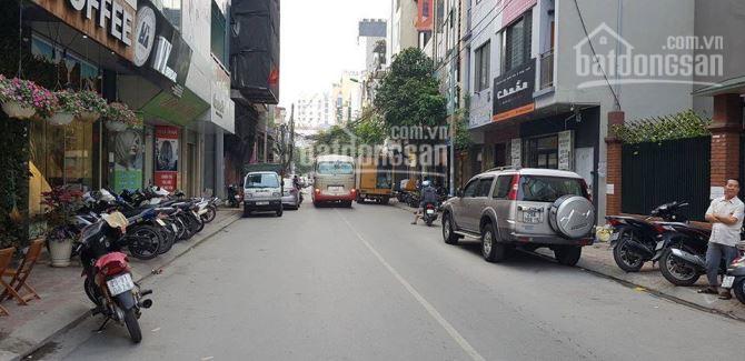 Bán nhà mặt phố Trần Khát Chân, Hai Bà Trưng, DT 60m2 mặt tiền 5m giá 15.7 tỷ, SĐ vuông vắn ảnh 0