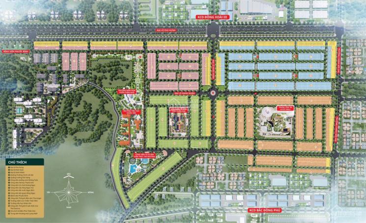 Mở bán thêm block đẹp nhất Cát Tường Phú Hưng tại Bình Phước ảnh 0