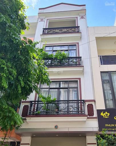 Bán nhà mặt phố Đỗ Quang Cầu Giấy, kinh doanh siêu đỉnh, ô tô tránh 50m2 5T MT 4m 0977334003 (Zalo) ảnh 0