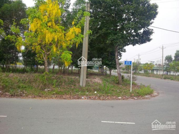 Bán nhanh lô đất khu tái định cư Phú Mỹ, đường N19 giá chỉ 18tr/m2, ngân hàng hỗ trợ vay 75% ảnh 0
