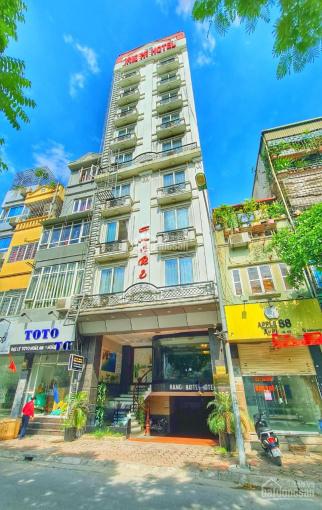 Bán toà khách sạn 11 tầng, hầm xe, thang máy mặt đường Phạm Hùng, doanh thu 300tr/th, nhỉnh 20 tỷ ảnh 0
