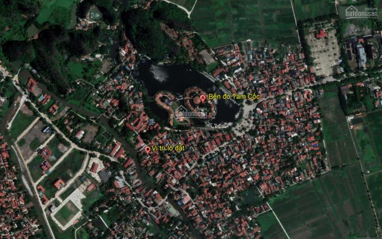 Cần bán mảnh đất trung tâm khu du lịch Tam Cốc - Ninh Bình ảnh 0