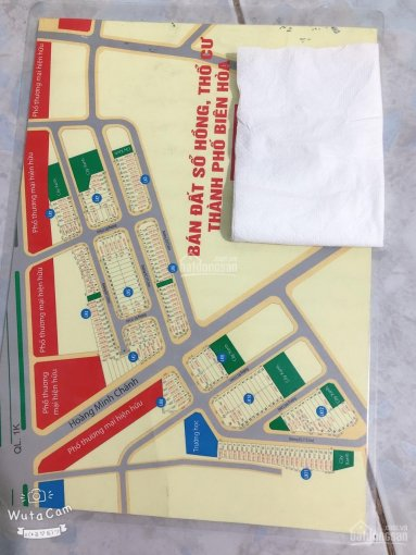 Bán đất Biên Hòa New Town, Hóa An, 0933503***