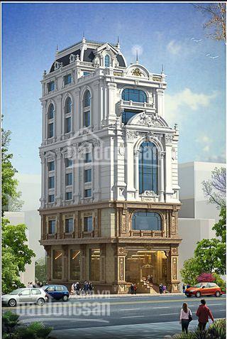 Bán nhà phố Giang Văn Minh lô góc, vỉa hè 5m, 3 ô tô tránh, kinh doanh. 105m2 x MT 9,7m, 0965851155 ảnh 0