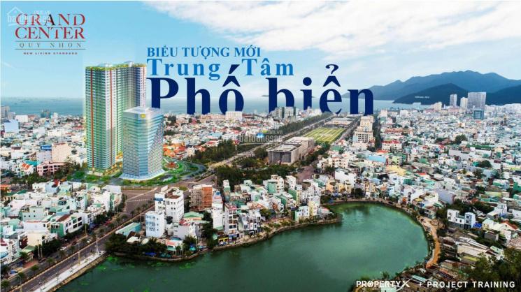 Sở hữu căn hộ Grand Center trọn đời (khu đất vàng trung tâm TP Quy Nhơn) với giá chỉ từ 1.54 tỷ ảnh 0