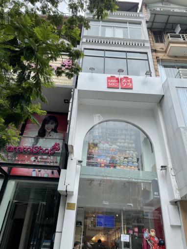 Bán nhà mặt phố Vũ Phạm Hàm, Cầu Giấy. 9 tầng thang máy, MT 6,5m, vỉa hè rộng, KD ngày đêm, 22 tỷ ảnh 0