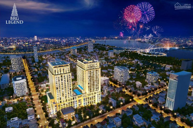 Căn hộ cao cấp Hilton - BRG Legend 1PN 2PN 3PN vip tầng trung nhiều ưu đãi khủng, giá tốt nhất
