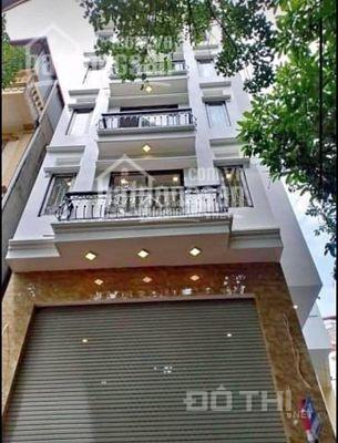Cho thuê nhà mới xây Dịch Vọng, Dịch Vọng, Cầu Giấy 90m2 x 6T + 1 hầm, thang máy ảnh 0