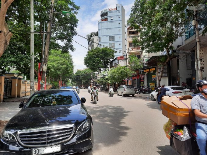 Bán nhà mặt phố Đền Lừ, Hoàng Mai 48m2 6 tầng, thang máy, 3 làn ô tô, kinh doanh sầm uất, 10,7 tỷ ảnh 0