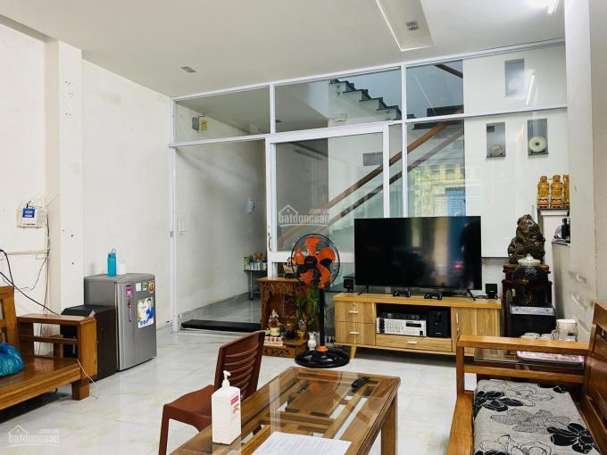 Bán gấp nhà 3 mê 70m2 đất MT Châu Văn Liêm, Thuận Phước giá rẻ 4.85 tỷ ảnh 0