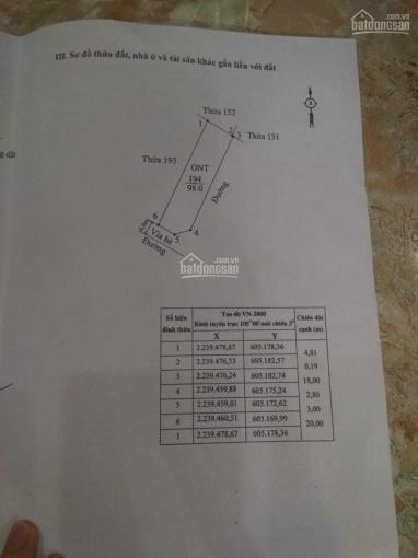 Chính chủ bán 2 lô liền kề, tổng 200m2, tại Ninh Phúc, Thành Phố Ninh Bình, đường nhựa rộng 8m ảnh 0