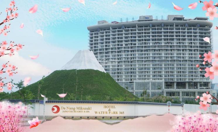 Cơ hội lớn cho các nhà đầu tư - lô đất 2 MT ngay khu Mikazuki Resort & Spa Liên Chiểu ảnh 0