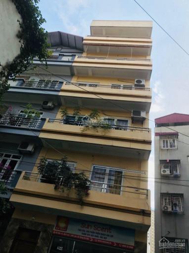 Cho thuê nhà KĐT Mỗ Lao - Hà Đông. DT 55m2, 6 tầng, nhà đẹp cho thuê ở hoặc làm VP, giá 18 triệu/th ảnh 0