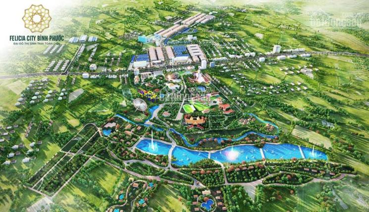 Bán đất nền dự án Felicia City Bình Phước ảnh 0