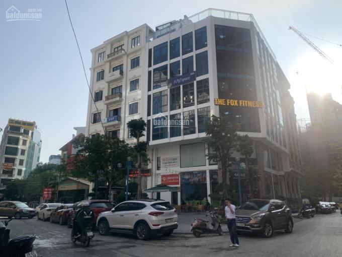 Chính chủ cho thuê mặt bằng kinh doanh tầng 1 tòa nhà số 15 phố Lê Văn Lương DT 100m2 MT 7,6m ảnh 0