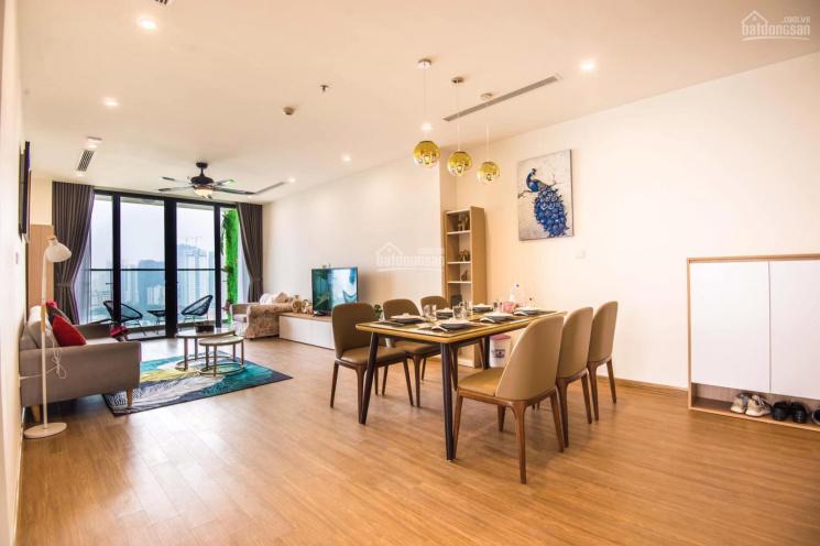 0965820086 cho thuê căn góc 206m2 - 4PN sáng - Đầy đủ đồ đẹp tại Keangnam Tower view SkyLake ảnh 0