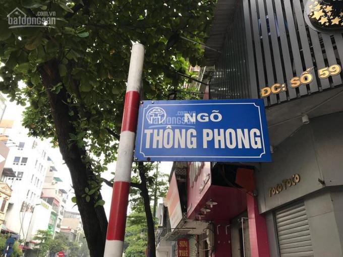 Bán nhà trung tâm Quận Đống Đa - cách Văn Miếu 100m - 10 bước chân ra đường lớn - LH 0988919024 ảnh 0