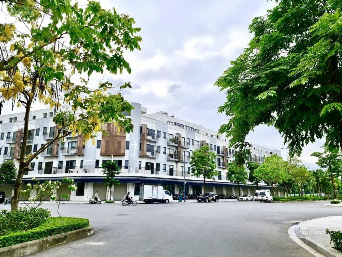 Bán shophouse 2 mặt tiền phố đi bộ The Manor Nguyễn Xiển giá 26 tỷ ảnh 0