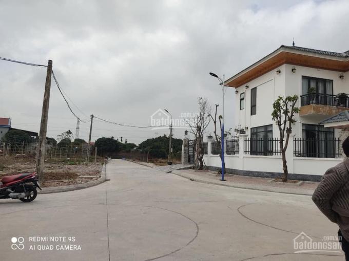 Chính chủ bán đất đấu giá xã Hiệp Hòa - Kinh Môn - Hải Dương giá hơn 800tr ảnh 0